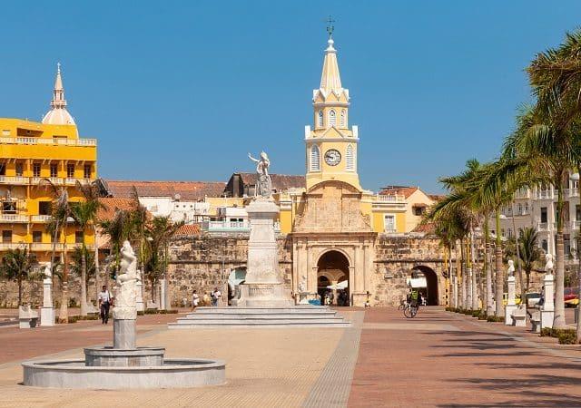 Pacote Hurb para Cartagena por R$ 3329
