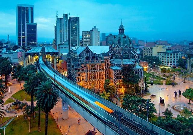 Pacote Hurb para Medellín por R$ 3419